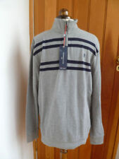 Marks and Spencer Zip Neck Long Jumpers & Cardigans for Men