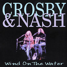Wind on the Water by Crosby & Nash (CD, Mar-2000, Prism Entertainment)