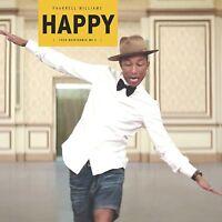 PHARRELL WILLIAMS - HAPPY (FROM DESPICABLE ME 2)  VINYL MAXI-SINGLE NEUF