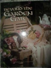 Beyond The Garden Gate Book 17 DIY Art Project Illustrated Sew 1998 Hardcover