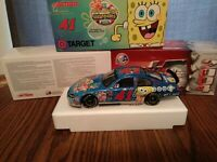 Action 1:24 Casey Mears #44 Target Sponge Bob 1 Of 2976 Rare