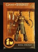 Funko Legacy Collection Khal Drogo Game of Thrones Figure ~ New MIP 2014
