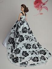 Fashionistas Hochzeit Kleidung Prinzessinnen Kleider Für Barbie Puppe S172D