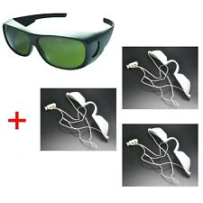 200-2000nm IPL Laser Protection Goggles Glasses Operator Clients Eeypatch White