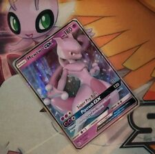 Pokemon : SM HIDDEN FATES MEWTWO GX 31/68 ULTRA RARE