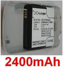 Coque + Batterie 2400mAh Pour T-Mobile myTouch 4G Slide