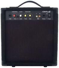 Amplificateurs pour guitare, basse et accessoire 20W