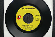 "7"" The Rolling Stones - Dance Little Sister Dance/ Ain't Too Proud - USA"