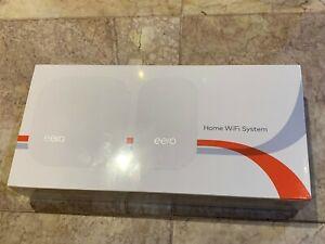 eero Home WiFi System 1 eero Pro + Beacon Advanced Tri-Band Mesh WiFi System