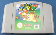 Nintendo 64 - SUPER MARIO 64 - Modul - PAL - N64