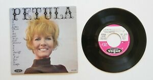 Petula CLARK - Les James Dean - O ô sheriff (Vinyle EP France 1964)