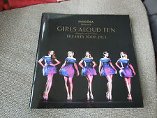 Girls Aloud Ten The Hits Tour 2013 RARE Tour Programme