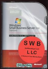 T72-02654 Microsoft Small Business Server 2008 Standard 5 CAL