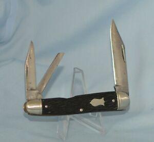 """VINTAGE SCHRADE WALDEN WHITTLER KNIFE """"NO CASE /BOX"""""""