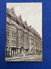 Sepia postcard: London, Southampton Row, the Bedford Hotel