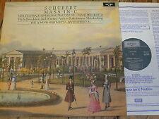ZRG 916 Schubert Mass in C etc. / Atherton / London Sinfonietta