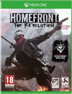 Homefront The Revolution Xbox One - New and Sealed