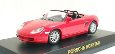1/64 Kyosho PORSCHE BOXSTER RED diecast car model