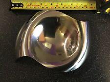 Georg Jensen Steel Bowl Large 20 CM Designer Allan Scharff