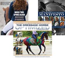 Dressage Superpak - 3 Book Set on Dressage Training