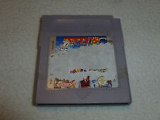 NINTENDO GAMEBOY GAME CARTRIDGE ONLY TITUS THE FOX RARE CART COLOR POCKET HTF >>