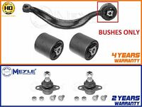 FOR BMW X5 E53 3.0 4.4 4.6 4.8 FRONT UPPER TRACK CONTROL ARM BUSHES BALL JOINTS