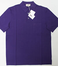 Authentic HERMES Men's Sport Polo Shirt Medium New
