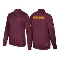 Arizona State Sun Devils Adidas NCAA Men's Maroon Sideline Warm Up Jacket