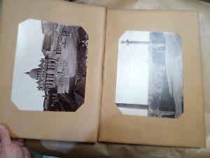 1888 2 Album con 212 Fotografie Paolo Lombardi Alfred Noack Enrico Van Lint Mang