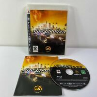 Need For Speed Undercover Playstation 3 (PS3)