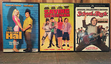 Jack Black 3-Dvd Movie Lot- Saving Silverman, School of Rock, Shallow Hal