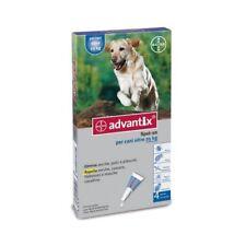Advantix Spot-on Antiparassitario per cani OLTRE 25 KG
