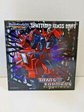 Transformers TFCC 2012 Shattered Glass Drift