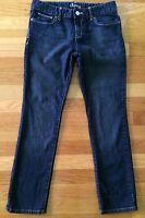 Girls jeans size 10 Plus Old Navy Skinny denim pants blue