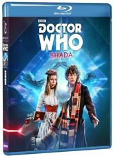 DR WHO 109 SHADA - NEWLY ANIMATED! Lost Episode - Doctor Tom Baker - NEW BLU-RAY