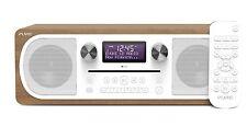 Pure Evoke C-D6 DAB FM Digital Radio CD Player Stereo Hi-Fi With Bluetooth