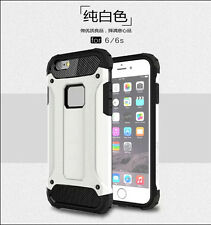 Shockproof Heavy Duty Armor Hybrid Rugged Hard Cover Case For iPhone 7 8 6S Plus