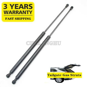 2xFor Peugeot 206 HB 1998-2007 Rear Trunk Tailgate Lift Support Gas Strut Spring