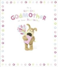 BOOFLE TO A SPECIAL GODMOTHER BIRTHDAY CARD NEW GIFT