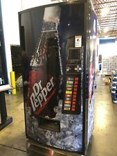 Vendo 601-10 Soda Vending Machine with Coin & Bill Acceptor ( Refurbished ) USA
