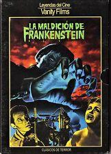 LA MALDICIÓN DE FRANKENSTEIN (Hammer). España tarifa plana en envío dvd, 5 €