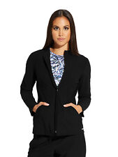 Grey's Anatomy Edge Luna Jacket for Women– Wrinkle Release Medical Scrub Jacket
