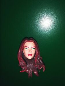 Marvel Legends Dark Phoenix Head TRU Exclusive. Used. Beautiful.