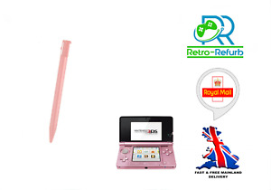 Stylus Pen For Nintendo 3DS Coral Pink Touch Pen - Fast Free Post
