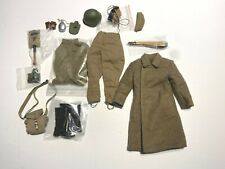 TOY CITY/ALERT LINE/DRAGON 1/6 WW2 RED ARMY/RUSSIAN/SOVIET WINTER INFANTRY1