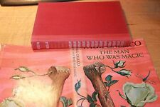 THE MAN WHO WAS MAGIC by PAUL GALLICO HARDBACK JACKET 1966 FIRST EDITION STATED