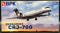 BPK 1/72 Bombardier CRJ-700 (BPK7214) Lufthansa & BRIT AIR (Ships from Canada!)