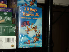 1996 Baio All Dogs Go To Heaven 2 Album Stickers Box 100 Packs