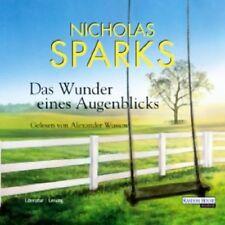 Nicholas Sparks Das Wunder eines Augenblicks Alexander Wussow 6CD-BOX
