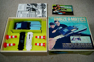 Hasbro Amaze A Matics 1969 Buick Century Cruiser Original Box Manual Battery Op